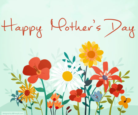 Celebrate Moms Sunday May 8th – Enjoy your day!